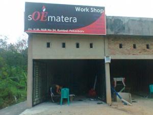 Kantor Workshop Rumbai