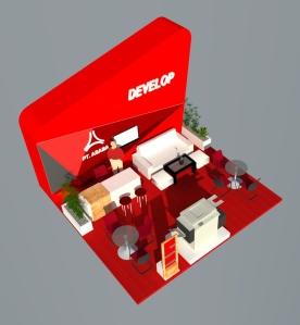 booth pameran, produksi Booth Pameran di sumatra, booth pameran Pekanbaru, pameran Pekanbaru