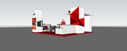 Booth Pekanbaru, booth Pameran di Pekanbaru, booth Promosi di epaknaru