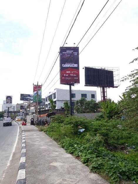 baliho Pekanbaru