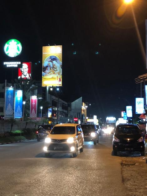 Baliho Pekanbaru, Baliho Riau, Billboard Pekanbaru